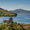 20140701 001 Eilean Donan Castle (Wm)