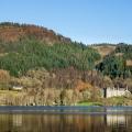 20141224 001 Across Loch Achray (Wm)