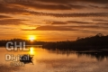 20131130 001 Sunrise from Luss (Wm)