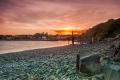 20140710 001 Aberdour Sunset (Wm)