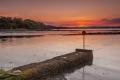 20140717 002 Cramond Sunset (Wm)